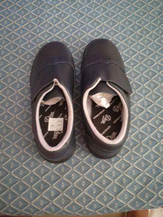 zapatos de trabajo Dian