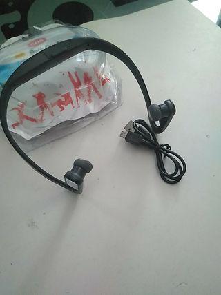 Cascos deportivos MP3