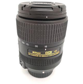 Objetivo NikonAF-S 18-300mm f/3.5-6.3 G ED VR