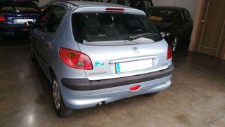 Peugeot 206 HDI 5P.