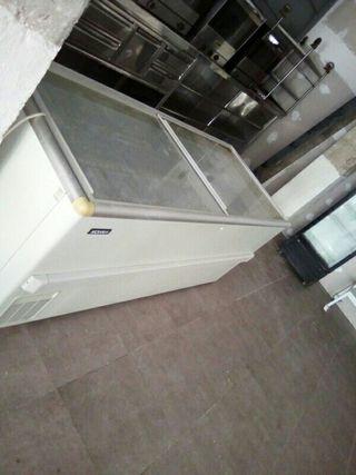 Congelador industrial