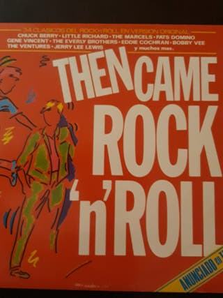VINILO THEN CAME ROCK'N'ROLL
