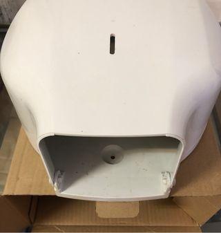 Porta rollos Papel higiénico industrial