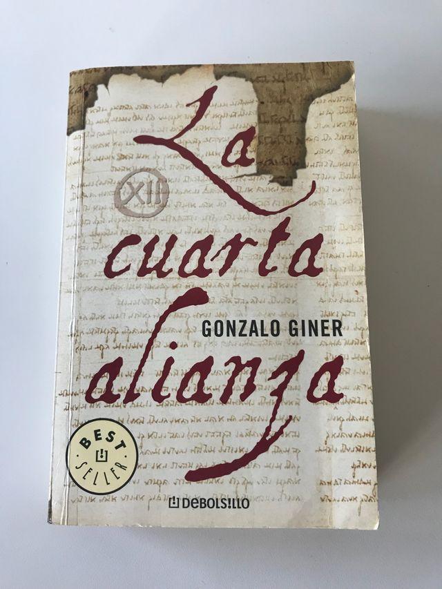 Libro La Cuarta Alianza de segunda mano por 5 € en Torrejón de Ardoz ...