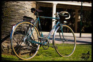 Bicicleta Clásica Cycles Alleluia años '50