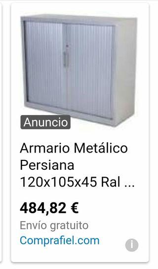 armarios metalicos