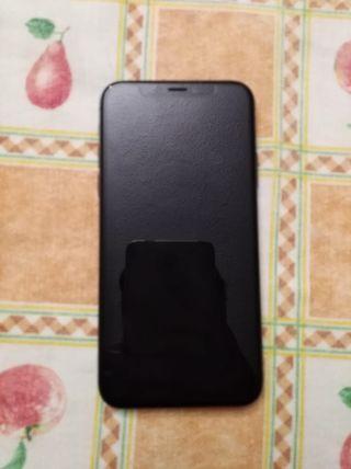 IPhone X Negro 64GB Nuevo, ticket de compra