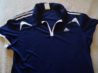 Adidas shirt.