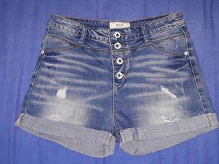 pantalón corto 38