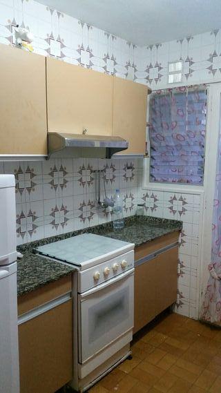 Armario para cocina de segunda mano en wallapop for Armarios de cocina de segunda mano