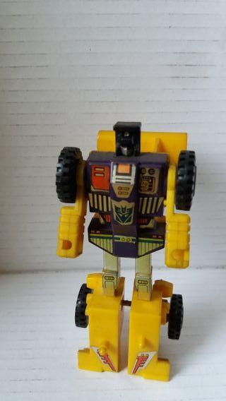 Transformers G1 constructicon Scraper