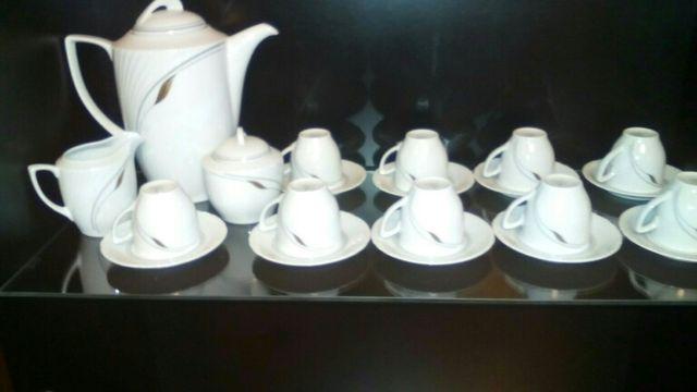 Conjunto de cafe