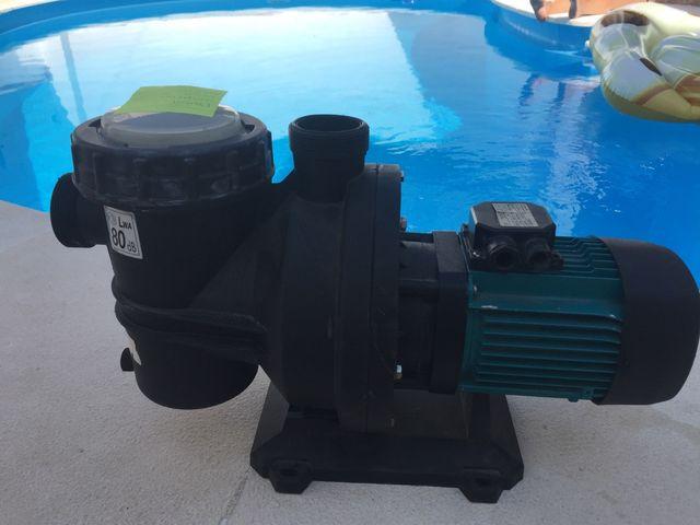 Motor piscina
