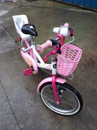 Bicicleta niña de 5 a 8 años