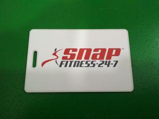 Tarjeta gimnasio Snap Fitness 24-7