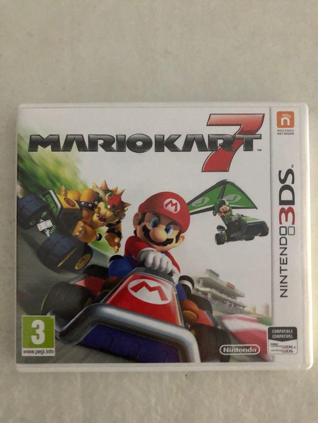 Nintendo Mario Kart 7 para 3DS como nuevo