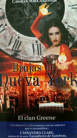 Brujas de Nueva York