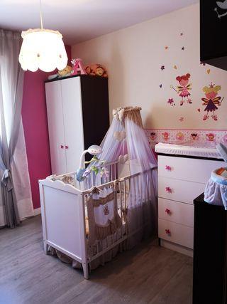 habitación completa bebe