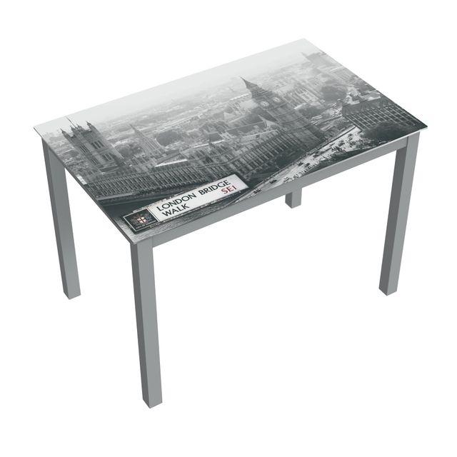 Mesa de cocina diseño London ref-06 de segunda mano por 108 € en ...
