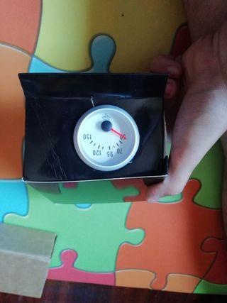 reloj de temperatura del aceite