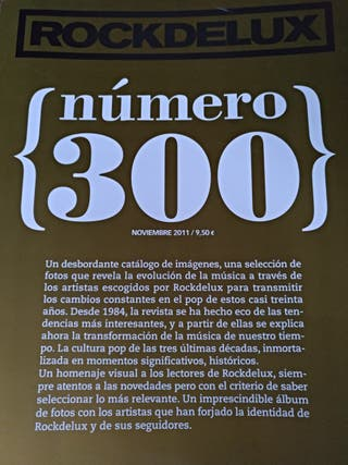 Revista Rockdelux num 300