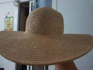 sombrero capelina ecologico
