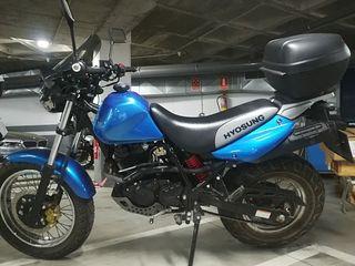 Hyosung Kairon 125cc