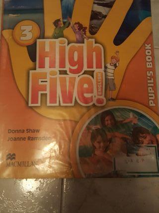 libro ingles tercero de primaria