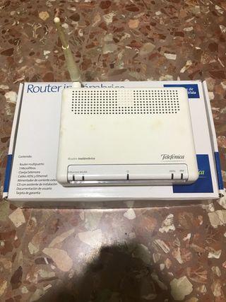 Router Movistar Xavi 7968
