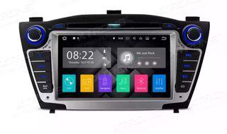 Pantalla GPS Android Hyundai Tucson/IX35 09-15