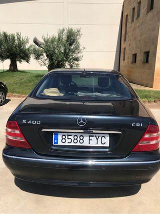 Mercedes-benz Clase S 400 cdi