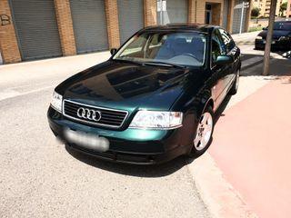 Audi A6 2.4 v6 auto-triptonic 1998