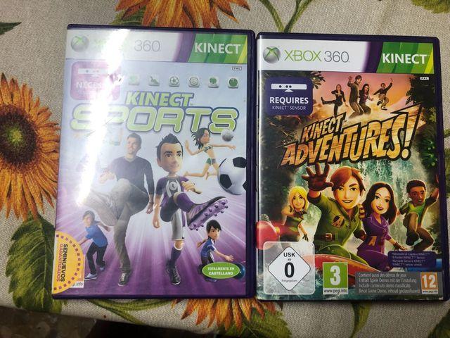 Kinect Para Xbox 360 Juegos De Segunda Mano Por 40 En Benalup
