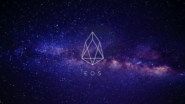 Selling 100 EOS, 15% below
