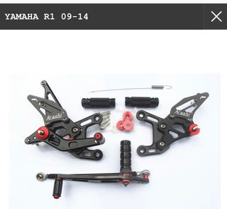 ARASHI YAMAHA R1 09-14 SIN ESTRENAR
