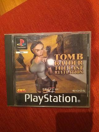 Tomb Raider the last revelation