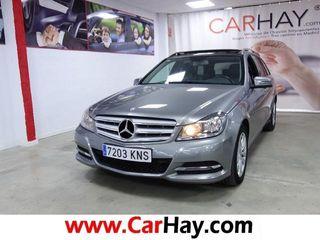 Mercedes-Benz Clase C C Estate 220 CDI Elegance 125 kW (170 CV)