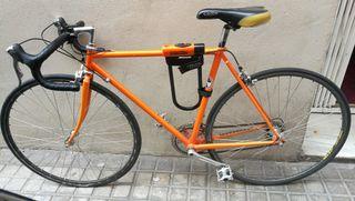 52cm bici con todo (Cinelli cuadro,GPS,alarma)