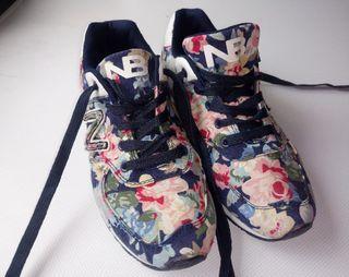en De New Balance � Flores 3738 7 Por Segunda Mano Talla Zapatillas aqwPXFS