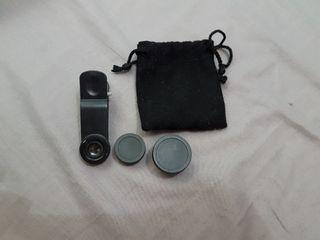 Pinza Universal con lentes