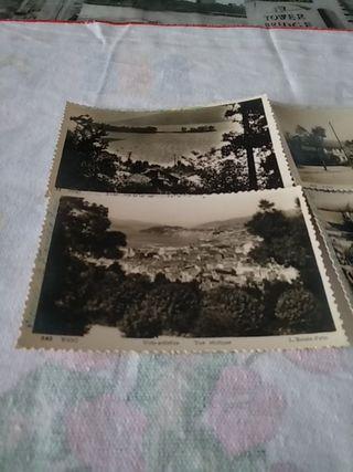 Antiguas fotos Postal **Años 50**