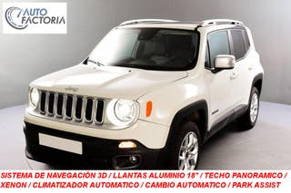 JEEP RENEGADE 4WD 2.0D 140CV AUTOMATICO LIMITED