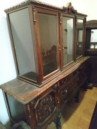 Muebles antiguos de segunda mano en madrid en wallapop - Muebles segunda mano madrid particulares ...