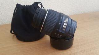 Ojetivo Nikon 18-55