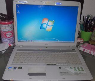 ordenador portatil Acer Aspire 17 pulgadas