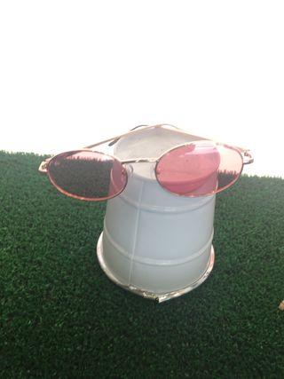 Gafas rosas