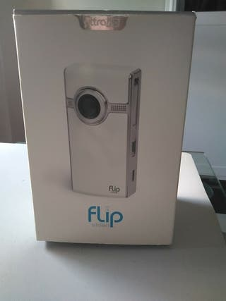 Camara de video Flip ultraHD