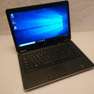 PORTATIL DELL I7 SSD WINDOWS 10 GARANTIA Y FACTURA