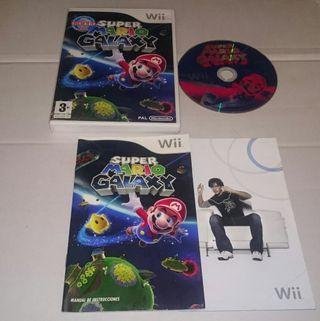 Super Mario Galaxy Wii (ENVIO INCLUIDO)