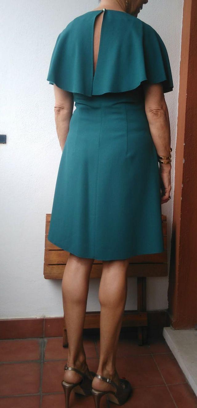 Vestido corto mujer